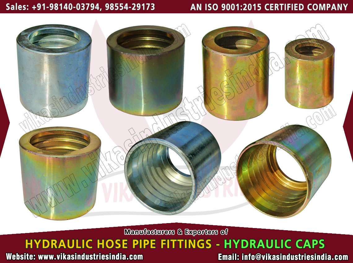Hydraulic Caps manufacturers suppliers exporters distributors dealers from India punjab ludhiana